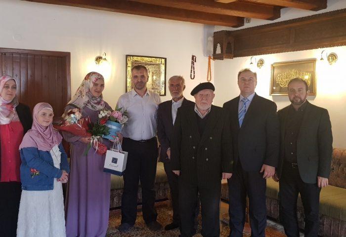 Lamija Basarić položila hifz