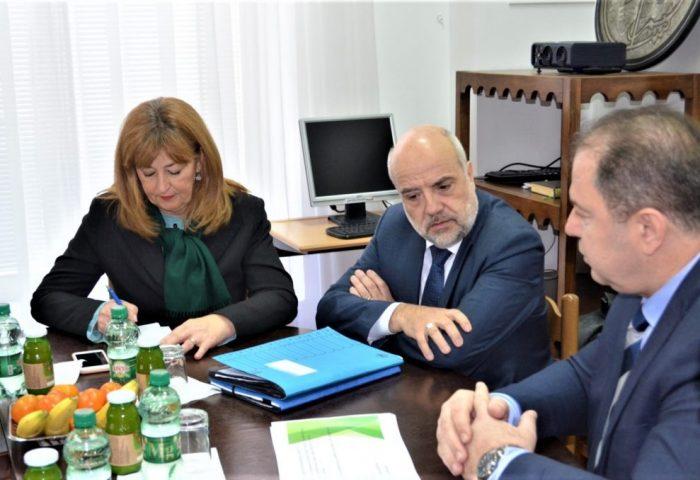 Delegacija Ministarstva unutrašnjih poslova Njemačke posjetila Gazi Husrev-begovu medresu