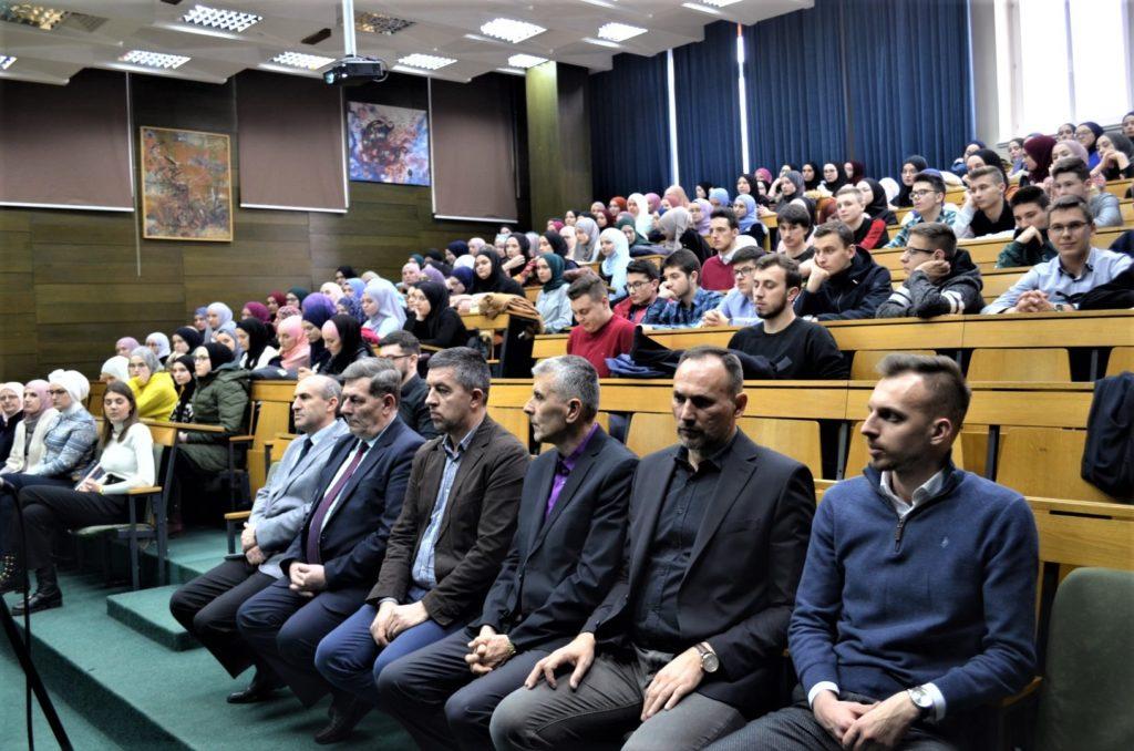 Svečanom akademijom obilježen 1. mart – Dan nezavisnosti Bosne i Hercegovine