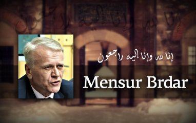 Na Ahiret preselio Mensur Brdar, nekadašnji odgajatelj u Gazi Husrev-begovoj medresi