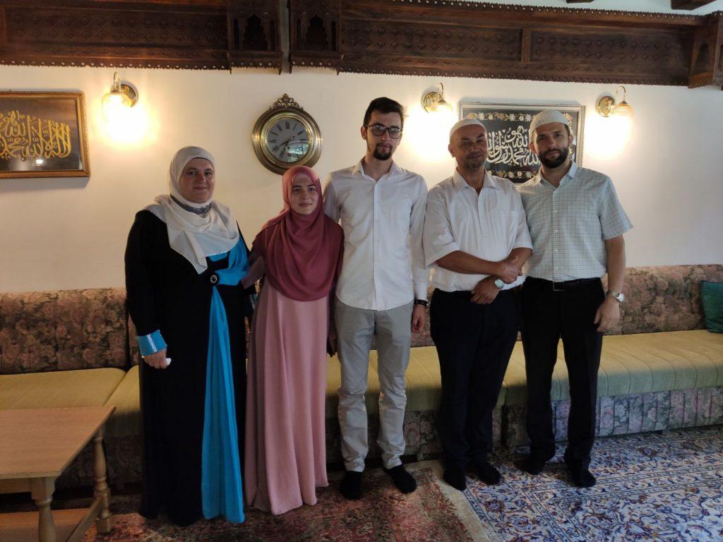 Muhamed Aletić položio hifz