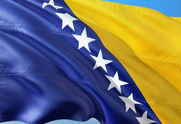 Foto: Zastava Bosne i Hercegovine / pixabay.com