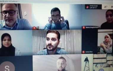 Online konferencija debatanata medresa Islamske zajednice u Bosni i Hercegovini povodom Dana škole
