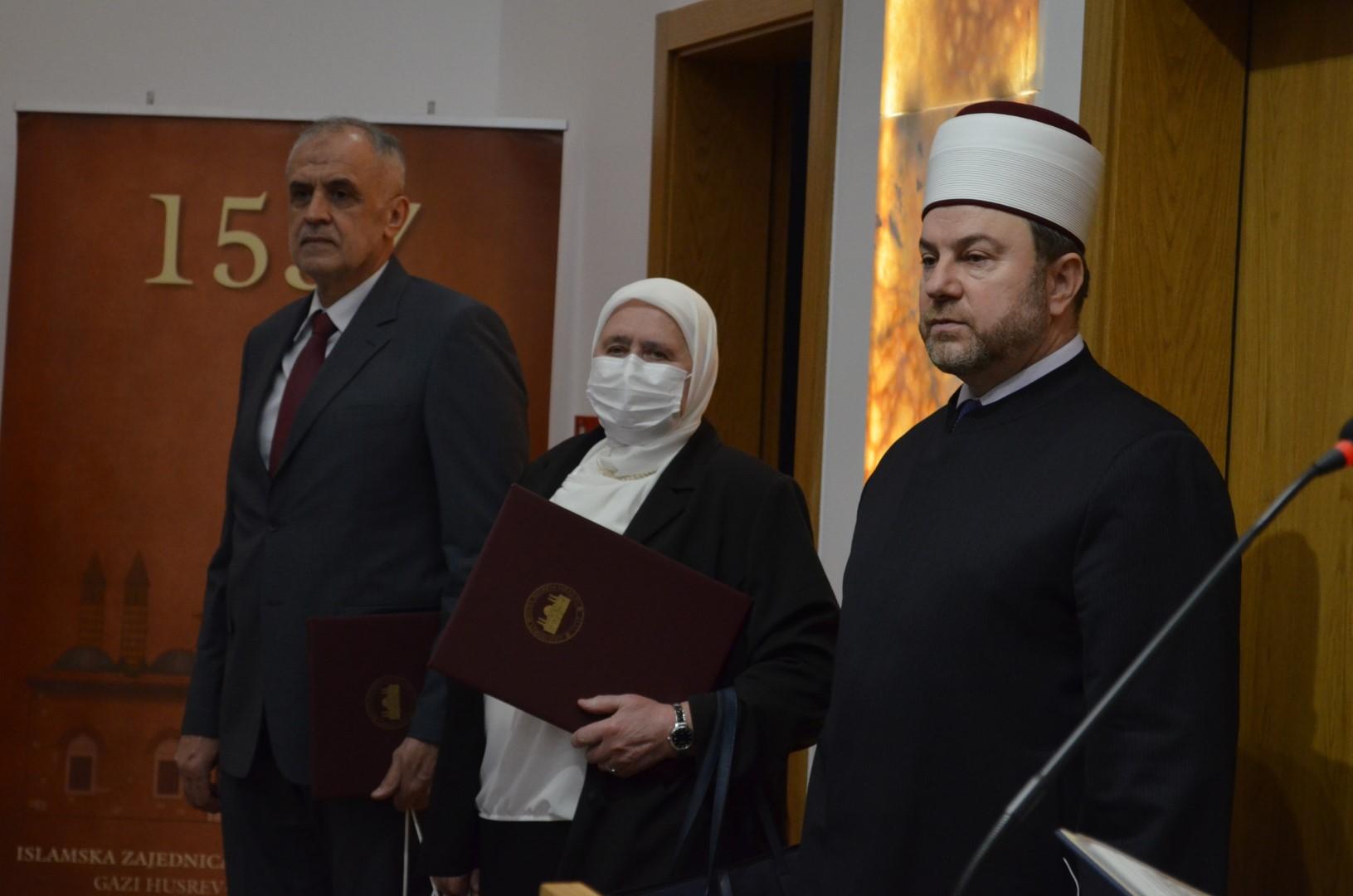 Foto: Muhamed Dudo i Elvedin Subašić