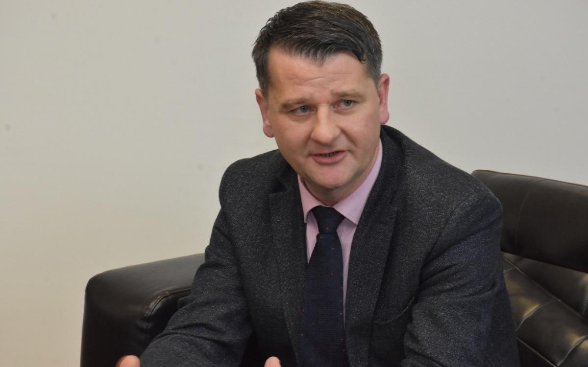 Predsjedavajući Općinskog vijeća ugostio direktora Malkića: Rješavanje problema prostora ženske medrese je obostrani interes