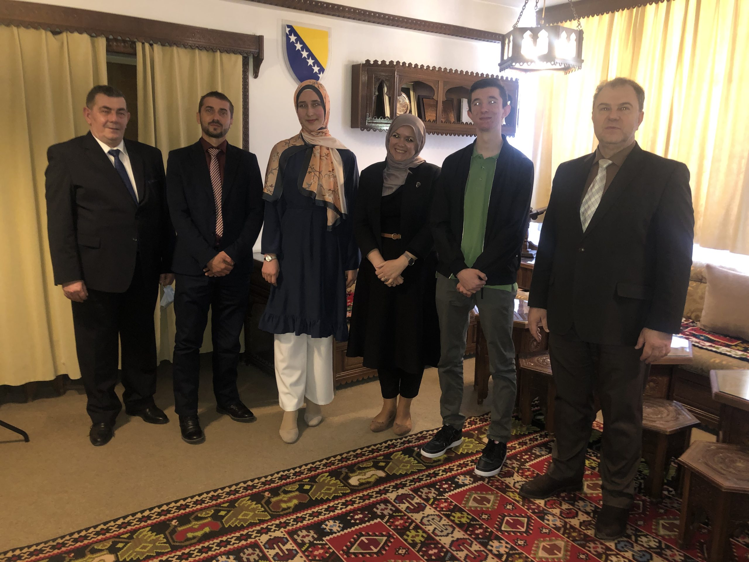 Učenici Medrese osvojili prva mjesta iz Bosanskog jezika u Kantonu Sarajevo