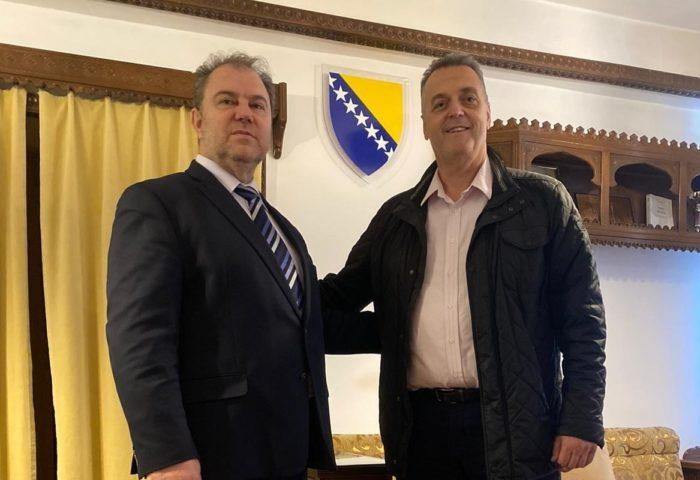 Direktor Gavrankapetanović posjetio Gazi Husrev-begovu medresu