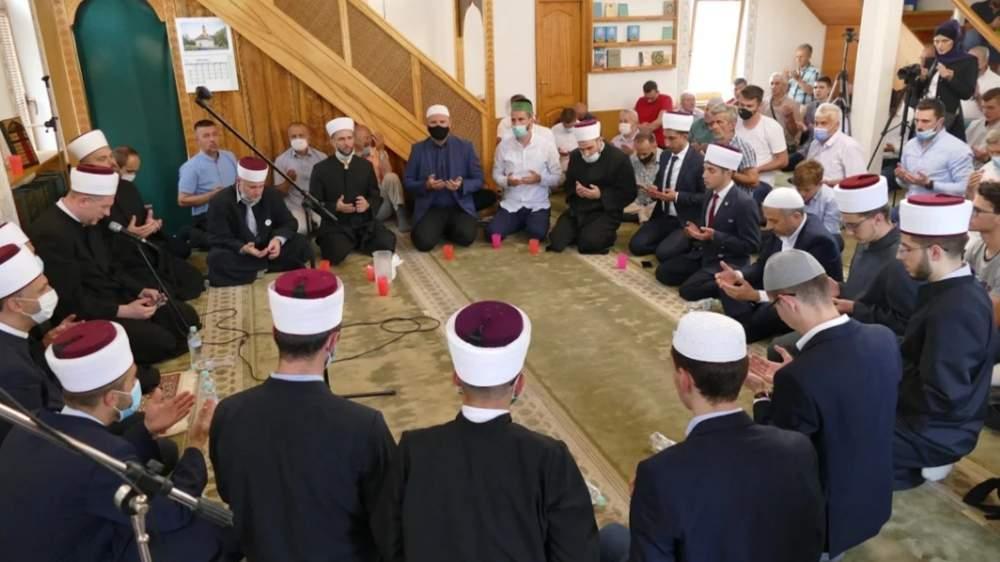 Proučena hafiska dova Hamzi Attaru