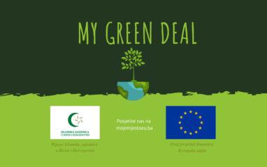 Održana predavanja i kviz za mlade o Zelenom planu EU