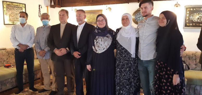 Hifz položila Lamija Šehić – svršenica Gazi Husrev-begove medrese