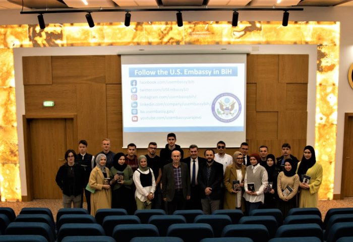 Dodijeljene diplome polaznicima Access programa u Gazi Husrev-begovoj medresi